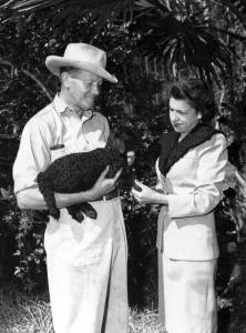 Mr & Mrs Bill Davis & Zaza